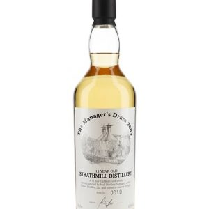 Strathmill 15 Year Old / Manager's Dram Speyside Whisky