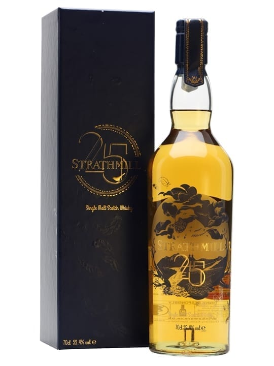 Strathmill 25 Year Old / Special Releases 2014 Speyside Whisky