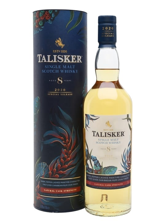 Talisker 2011 / 8 Year Old / Rum Finish / Special Releases 2020 Island Whisky