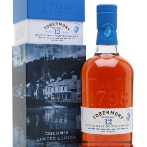 Tobermory 2007 / 12 Year Old / Port Finish Island Whisky