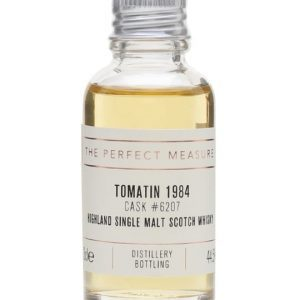 Tomatin 1984 Sample / 2014 Release Highland Single Malt Scotch Whisky
