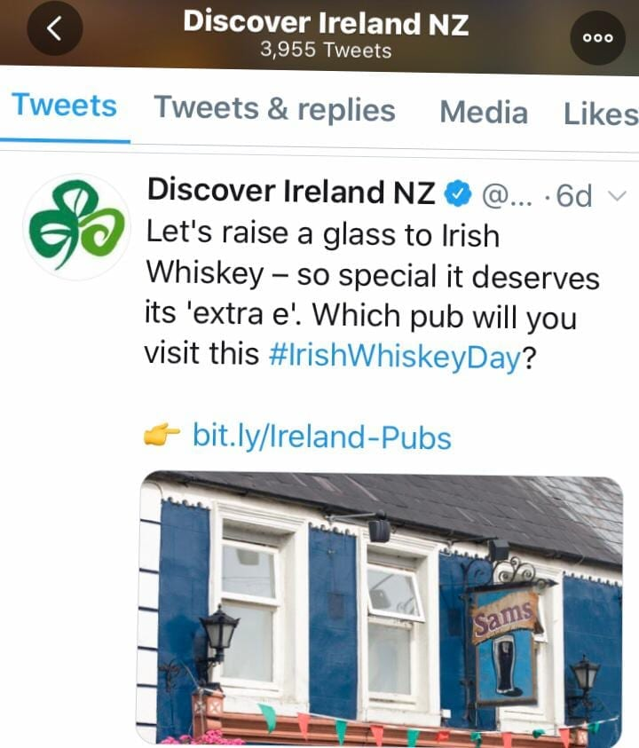 Irish Whiskey Day #irishwhiskeyday