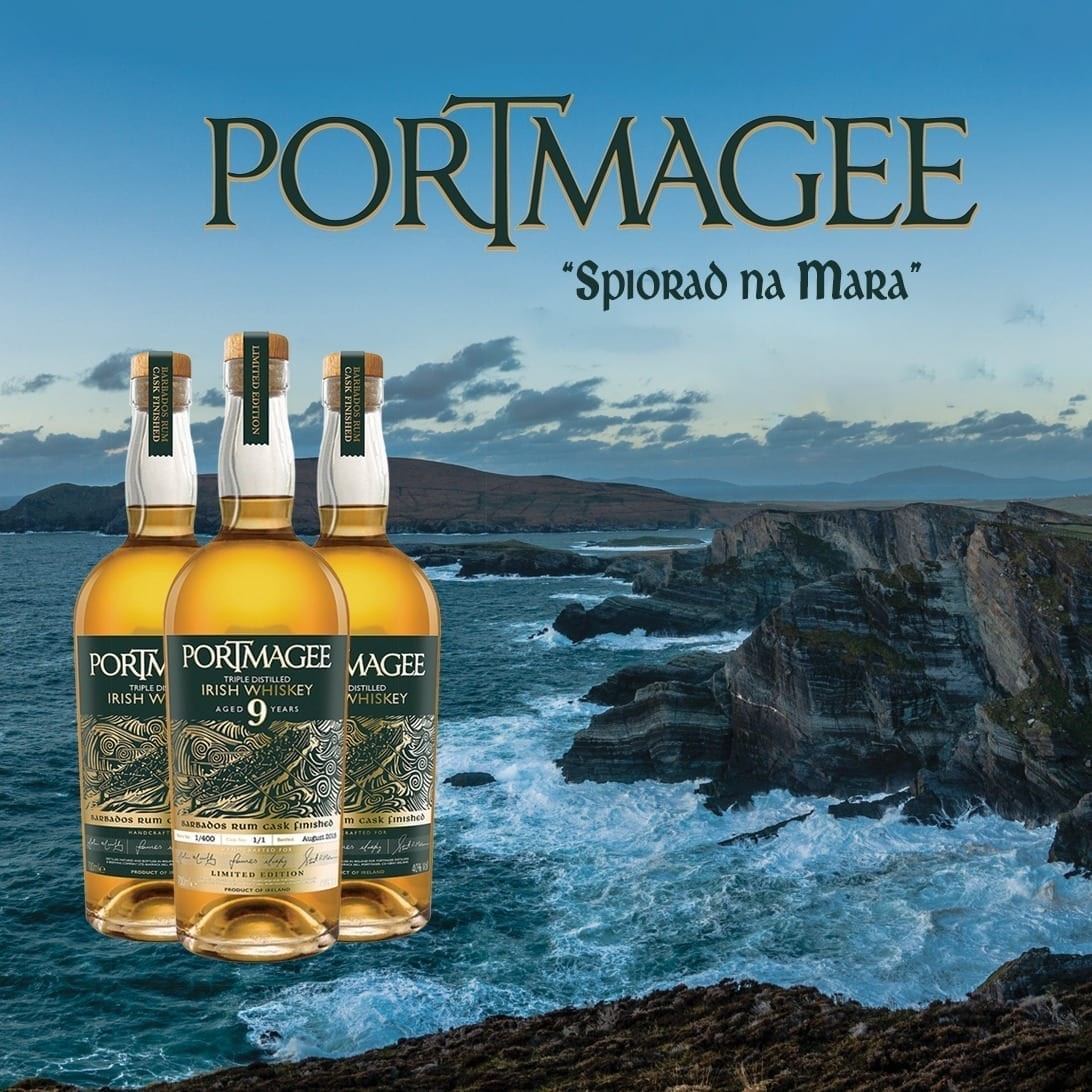 Portmagee Whiskey Review by Irish Whiskey Blogger Stuart McNamara