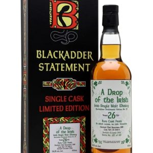 A Drop of the Irish 1989 / 26 Year Old / Blackadder