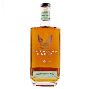 American Eagle 4 Year Bourbon Whiskey 70cl