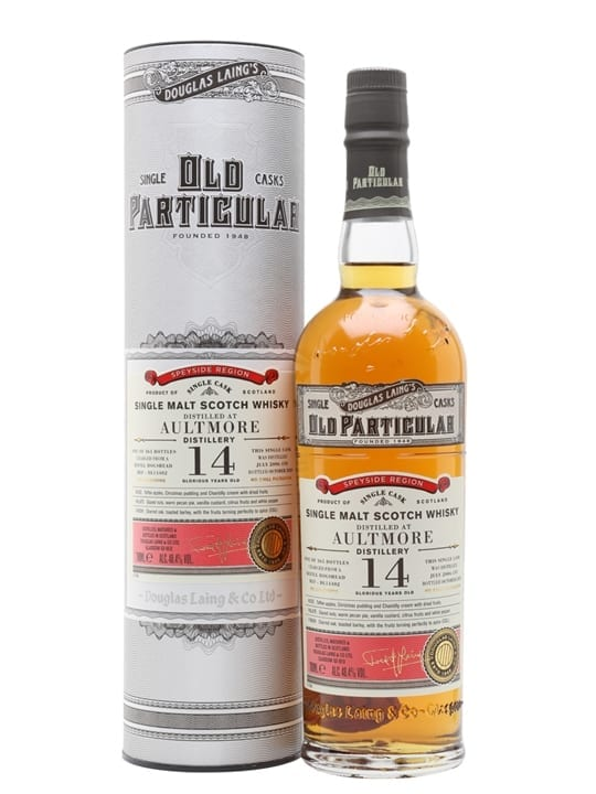 Aultmore 2006 / 14 Year Old / Old Particular Speyside Whisky