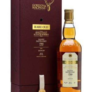 Banff 1966 / 49 Year Old / Rare Old / Gordon & MacPhail Highland Whisky