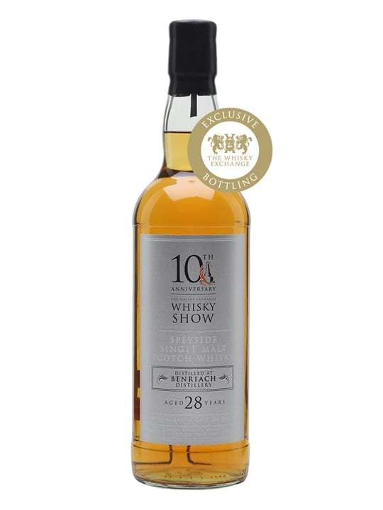 Benriach 28 Years Old / Whisky Show 2018 Speyside Whisky