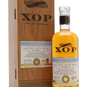 Caol Ila 1979 / 40 Year Old / Xtra Old Particular Islay Whisky