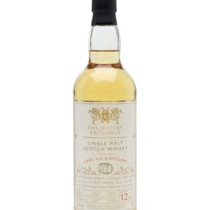 Caol Ila 2008 / 12 Year Old / The Whisky Exchange Islay Whisky