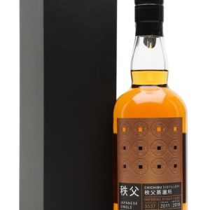 Chichibu 2011 Imperial Stout Cask / TWE exclusive Japanese Whisky