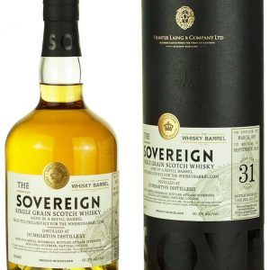 Dumbarton 31 Year Old 1987 Sovereign Exclusive