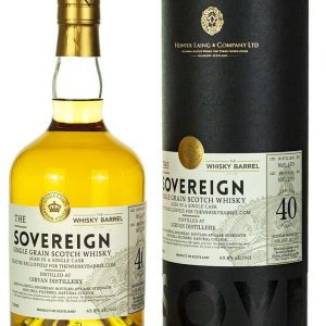 Girvan 40 Year Old 1979 Sovereign Exclusive