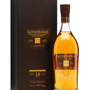 Glenmorangie 18 Year Old Highland Single Malt Scotch Whisky