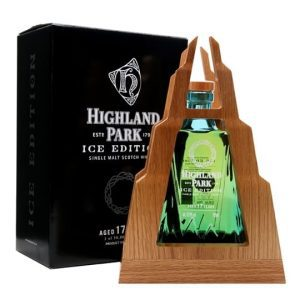 Highland Park Ice 17 Year Old Island Single Malt Scotch Whisky