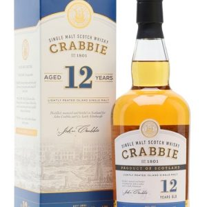 John Crabbie 12 Year Old Island Single Malt Scotch Whisky