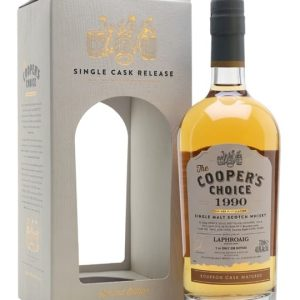 Laphroaig 1990 / 28 Year Old / The Cooper's Choice Islay Whisky