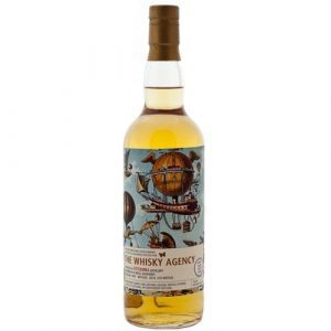 Littlemill 23 Year Old 1991 The Whisky Agency