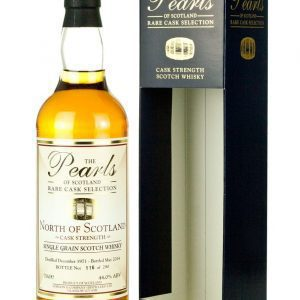 North of Scotland 42 Year Old 1971 Pearls of Scotland 44%
