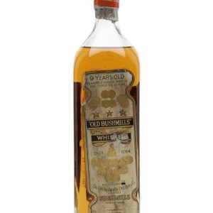 Old Bushmills 9 Year Old / Bot.1960s Blended Irish Whiskey