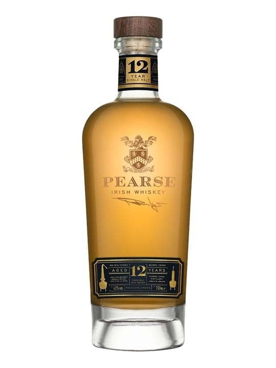 Pearse Founder's Choice 12 Year Old Single Malt Whiskey