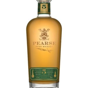 Pearse Original 5 Year Old Blended Whiskey Irish Blended Whiskey