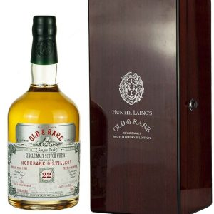 Rosebank 22 Year Old 1992 Old & Rare Platinum