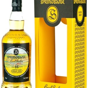 Springbank 16 Year Old Local Barley 2016