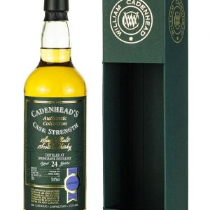 Springbank 24 Year Old 1994 Cadenhead's Cask Strength
