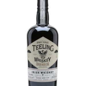 Teeling Whiskey Ginger Beer Cask Blended Irish Whiskey