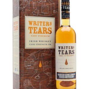 Writers Tears Cask Strength / Bot.2018 Blended Irish Whiskey