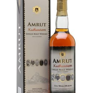 Amrut Kadhambam / 2019 Release / Batch 14 Indian Single Malt Whisky