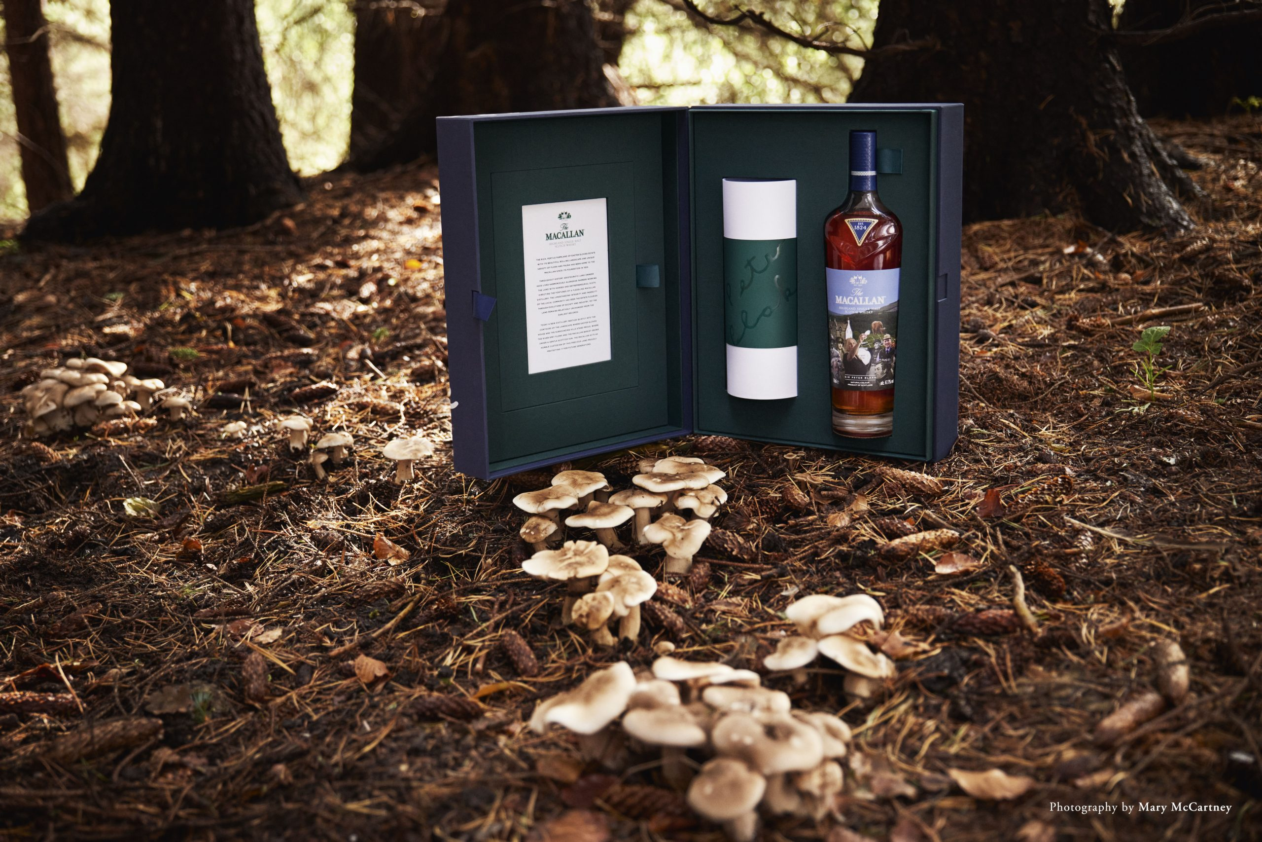 An Estate A Community and A Distillery 700ml open pack by Mary McCartney scaled