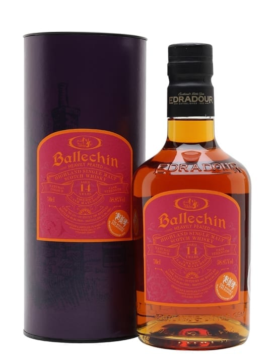 Ballechin 2005 / 14 Year Old / Sherry Cask / TWE Exclusive Highland Whisky