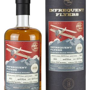 Mystery Malt Speyside 28 Year Old 1992 Infrequent Flyers