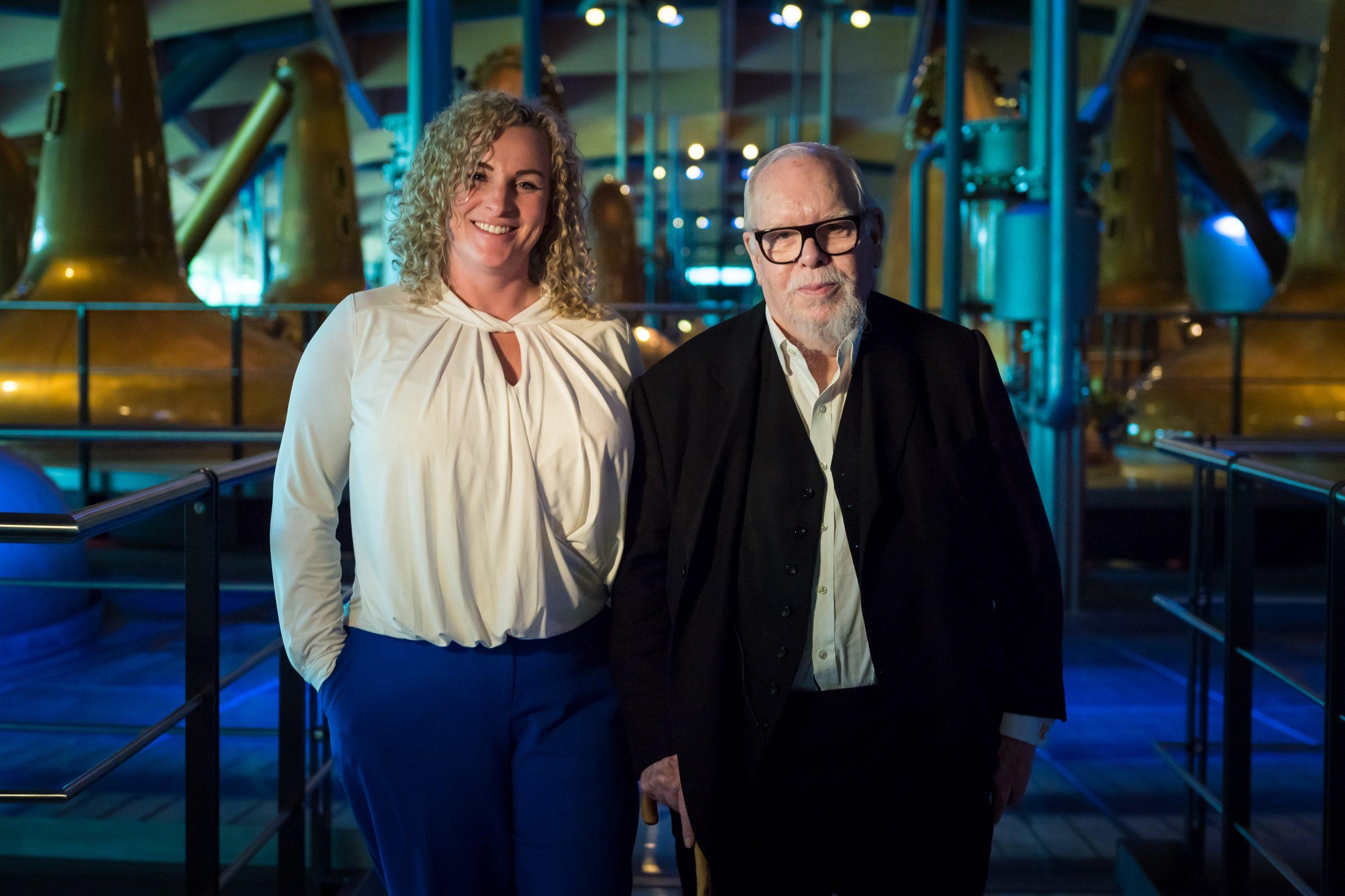 Sir Peter Blake And Sarah Burgess 1 Scaled