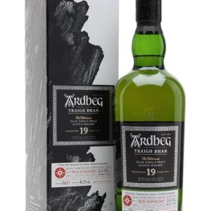 Ardbeg Traigh Bhan 19 Year Old / Batch 2 Islay Whisky