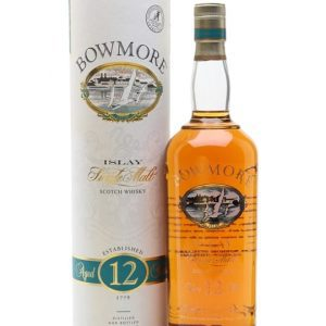 Bowmore 12 Year Old / Bot.1990s / Litre Islay Whisky