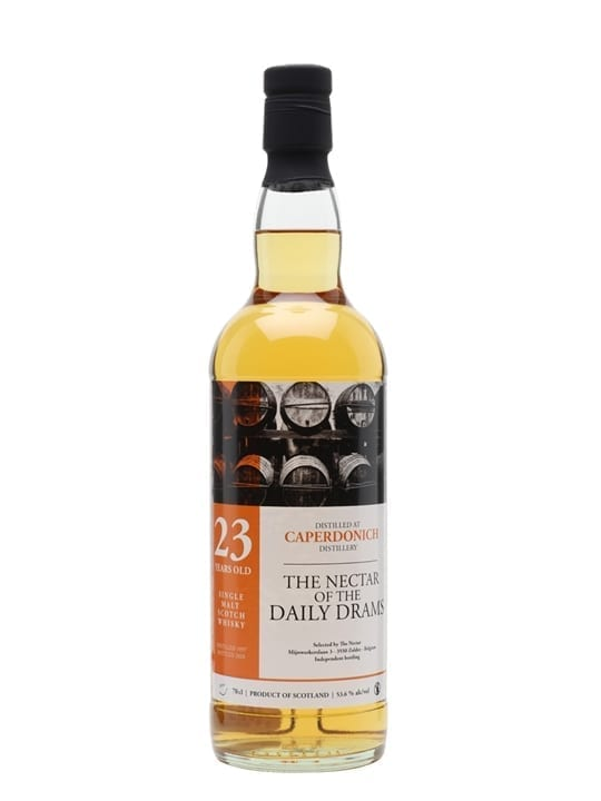 Caperdonich 1997 / 23 Year Old / Daily Dram Speyside Whisky