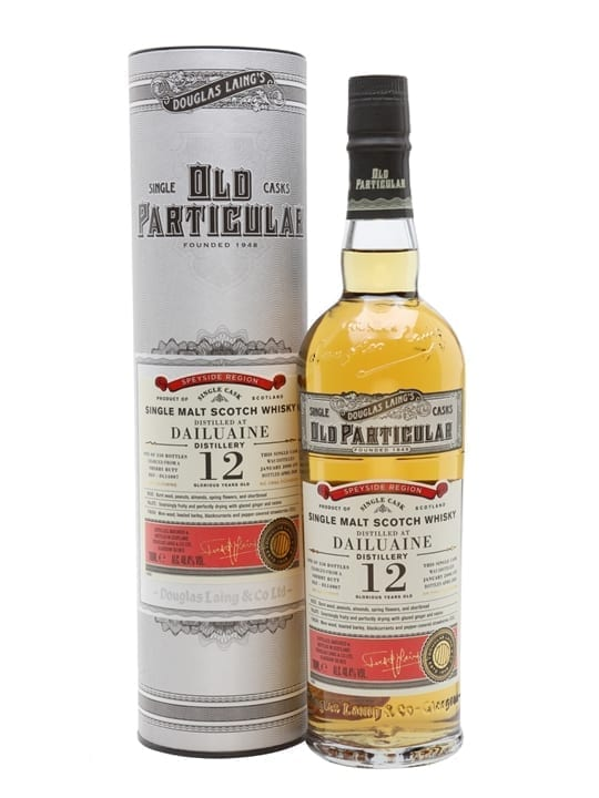 Dailuaine 2008 / 12 Year Old / Old Particular Speyside Whisky