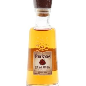 Four Roses Single Barrel / Miniature Kentucky Straight Bourbon Whiskey