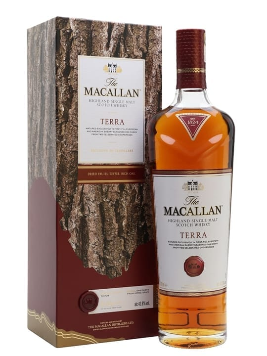 Macallan Terra Speyside Single Malt Scotch Whisky