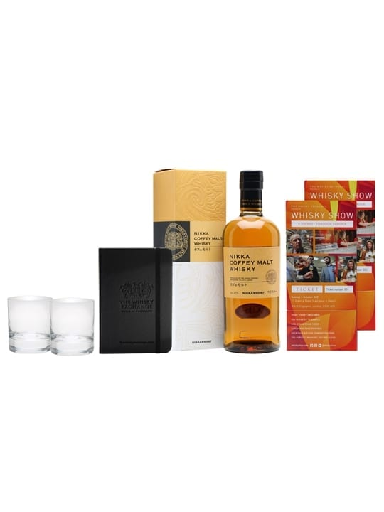 Nikka Coffey Malt Whisky Show Package / 2 Tickets