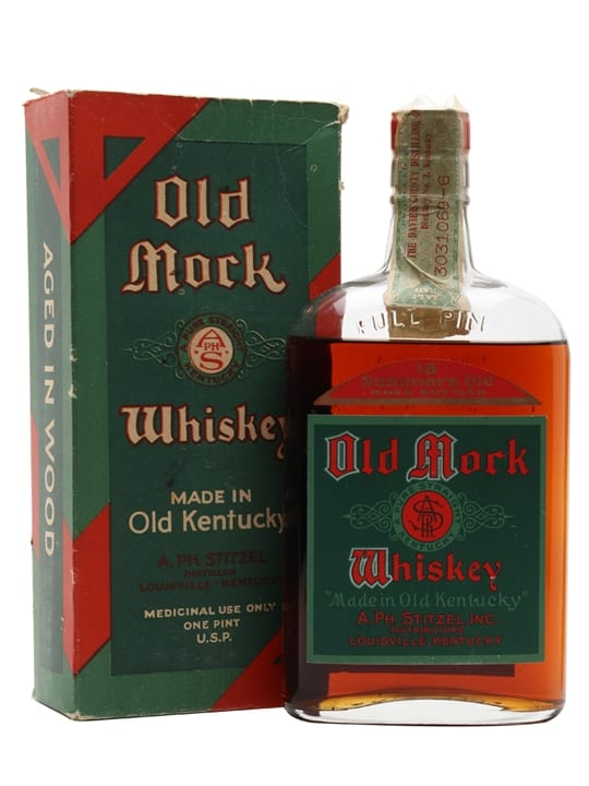 Old Mork 1916 / 18 Year Old / Bot.1933 Kentucky Whiskey