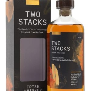 Two Stacks The Blender's Cut Apricot Brandy Finish Blended Whisky