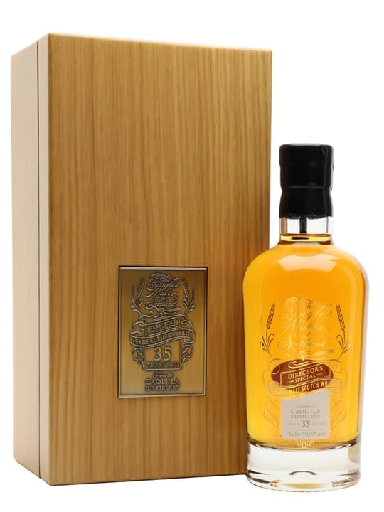 Caol Ila 35 Years Old / Director's Special Islay Whisky