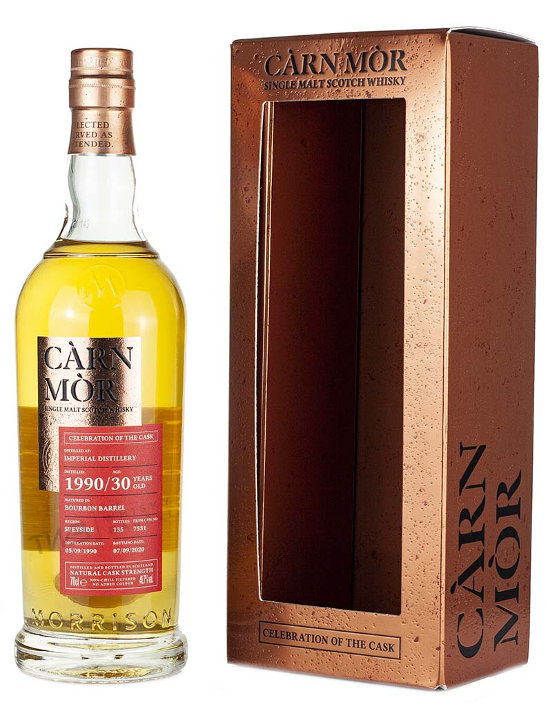 Imperial 30 Year Old 1990 Celebration of the Cask