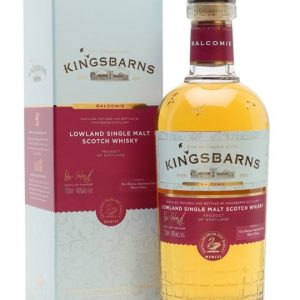 Kingsbarns Balcomie Single Malt / Sherry Cask Lowland Whisky