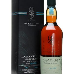Lagavulin 1997 Distillers Edition Islay Single Malt Scotch Whisky