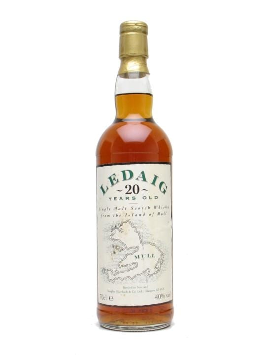 Ledaig 20 Year Old / Douglas Murdoch Island Single Malt Scotch Whisky